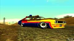 Ford Falcon 351 GT Interceptor Mad Max für GTA San Andreas