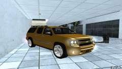 Chevrolet Suburban 2010 pour GTA San Andreas