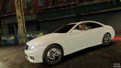 Mercedes-Benz CL65 AMG Stock