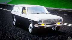 GAZ 24-12 1986-1994 Stock Edition v2.2