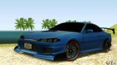 Nissan Silvia S15 Tuned