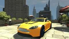 Aston Martin V12 Vantage 2010 pour GTA 4