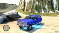 Chevrolet Suburban 1986