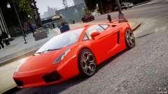 Lamborghini Gallardo Superleggera für GTA 4