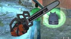 Chainsaw für GTA Vice City
