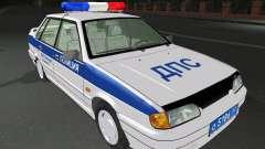 VAZ 2115 Polizei DPS