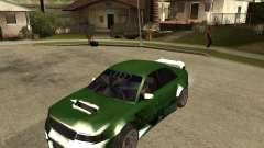 Audi S8 RS Look pour GTA San Andreas