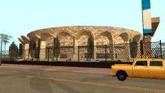 Un nouveau stade à Los Santos