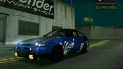 Toyota Trueno AE86 V3.0