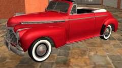 Chevrolet Special DeLuxe 1941 für GTA San Andreas