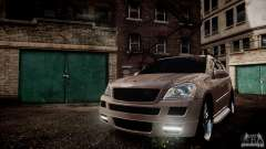 Mercedes-Benz GL450 Brabus Black Edition