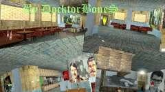 Bar anglais en Gantone dans le style de l'URSS