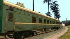 La voiture des chemins de fer russes 2