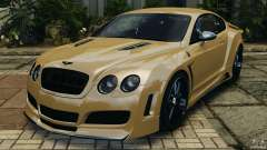 Bentley Continental GT Premier v1.0 für GTA 4