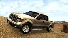 Ford F150 XLT SuperCrew 2010