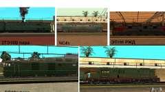 Chemin de fer II mod