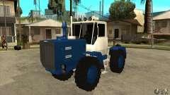 Traktor schneiden