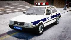 Tofas Sahin Turkish Police v1.0 für GTA 4