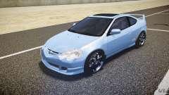 Acura RSX TypeS v1.0 Volk TE37