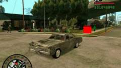 Plymouth Fury III für GTA San Andreas