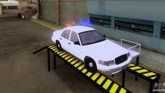 Ford Crown Victoria 2009 Detective pour GTA San Andreas