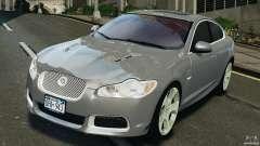 Jaguar XFR 2010 v2.0