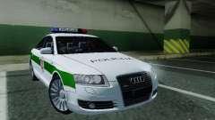 Audi A6 Police
