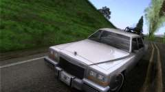 Cadillac Fleetwood Brougham 1985 pour GTA San Andreas
