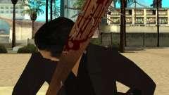 Blutige Bits mit Nägel HD