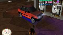 VAZ 2109 Samara für GTA Vice City