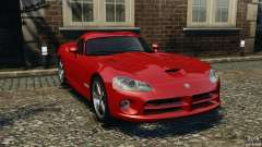 Dodge Viper SRT-10 Coupe