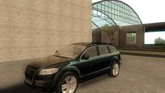 Audi Q7 TDI Stock pour GTA San Andreas