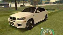 BMW X6 M Hamann Design