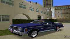 Chevrolet El Camino Idaho für GTA Vice City