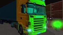 Scania R620 pour GTA San Andreas