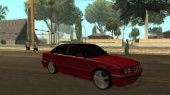 BMW 540i E34 pour GTA San Andreas