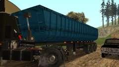 Semi-remorque Tonar 95234 pour GTA San Andreas