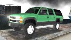 Chevrolet Suburban 1996 für GTA Vice City
