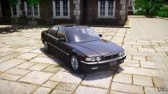 BMW 740i (E38) style 37 pour GTA 4
