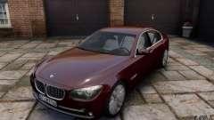 BMW 760Li 2011