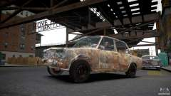 VAZ 2106 Rusty