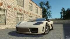 Turismo Spider für GTA 4