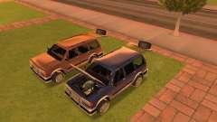Mountainstalker S pour GTA San Andreas