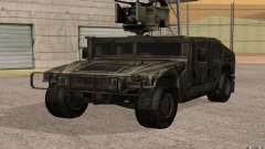 Hummer H1 from Battlefield 3 pour GTA San Andreas