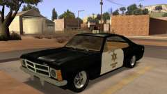 Chevrolet Opala Police