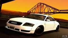Audi TT Light Tuning für GTA San Andreas