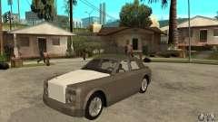 Rolls Royce Coupe 2009 für GTA San Andreas