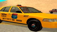 Ford Crown Victoria 2003 Taxi for state 99