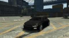 Volkswagen Scirocco GT-24 pour GTA 4