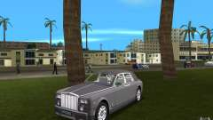 Rolls Royce Phantom pour GTA Vice City